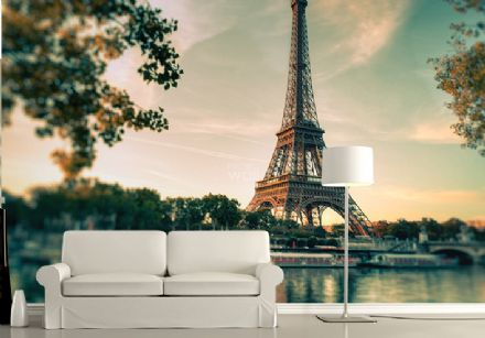 Eiffel Tower Paris photo wallpaper murals